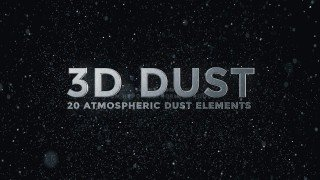 Greyscalegorilla 3D Dust Particulate