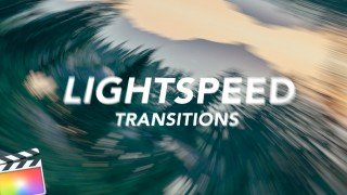 PremiumVFX LightSpeed Transitions