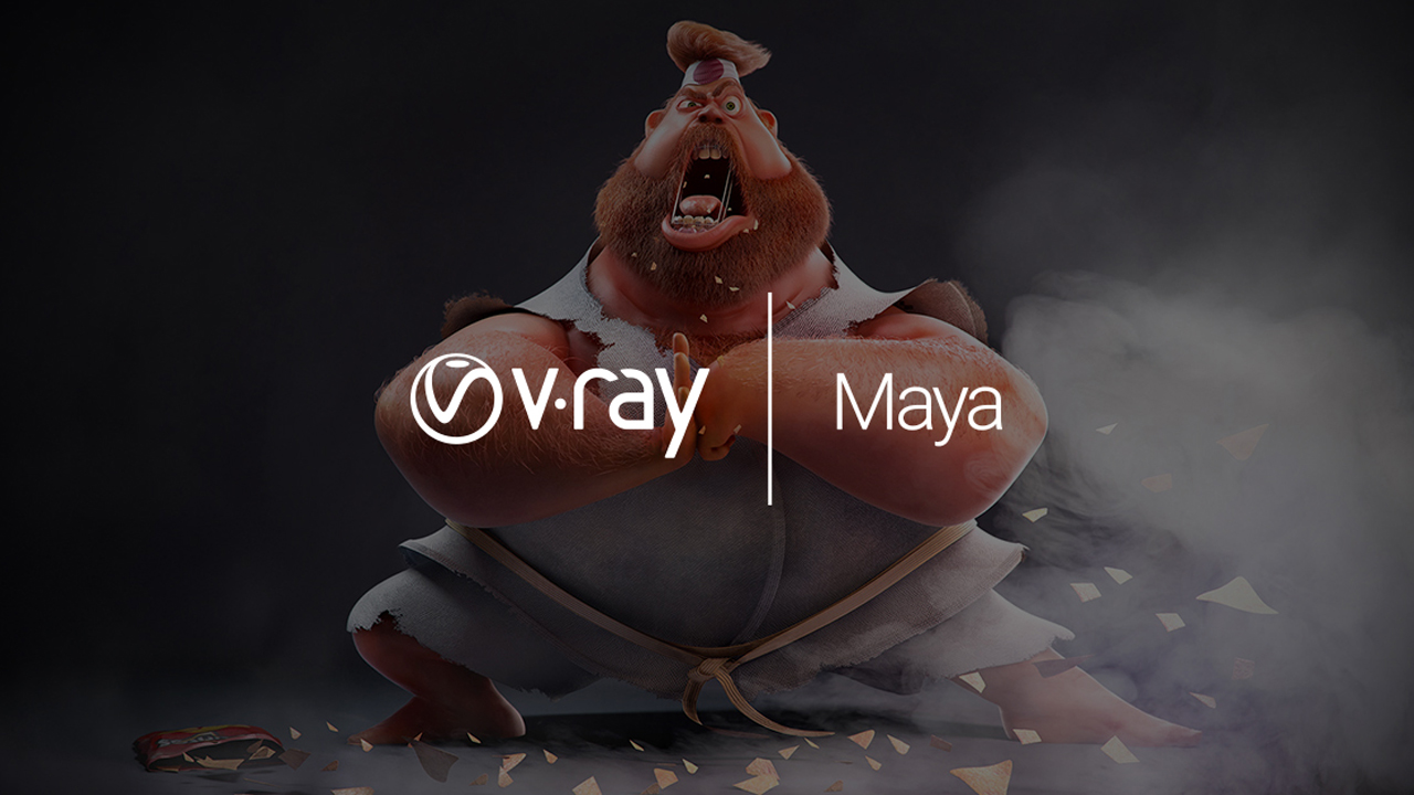 Chaos Group V-Ray for Maya