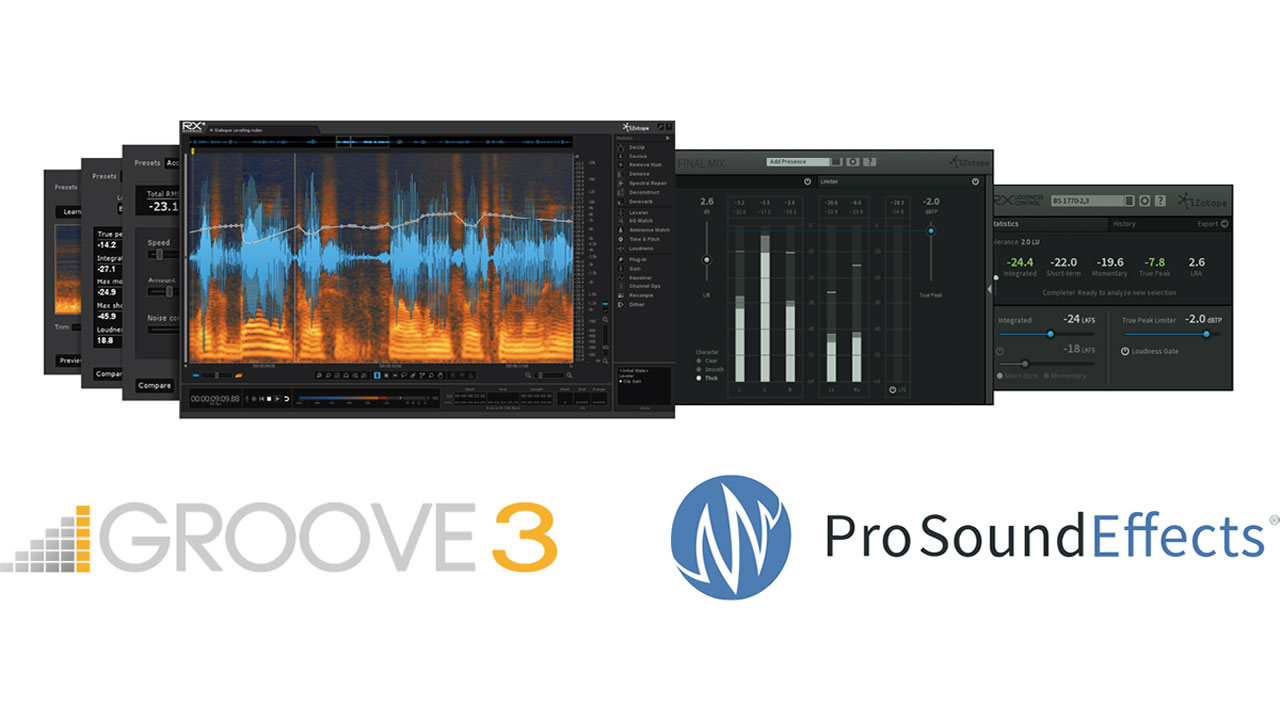 Sales: iZotope Holiday Sales - Save up to $500 on Your