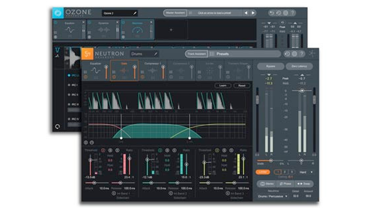 izotope mix and master