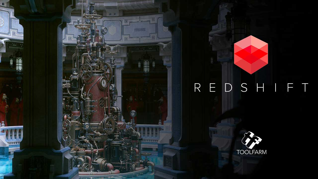3 Tutorials on Redshift Proxies in Cinema 4D - Toolfarm