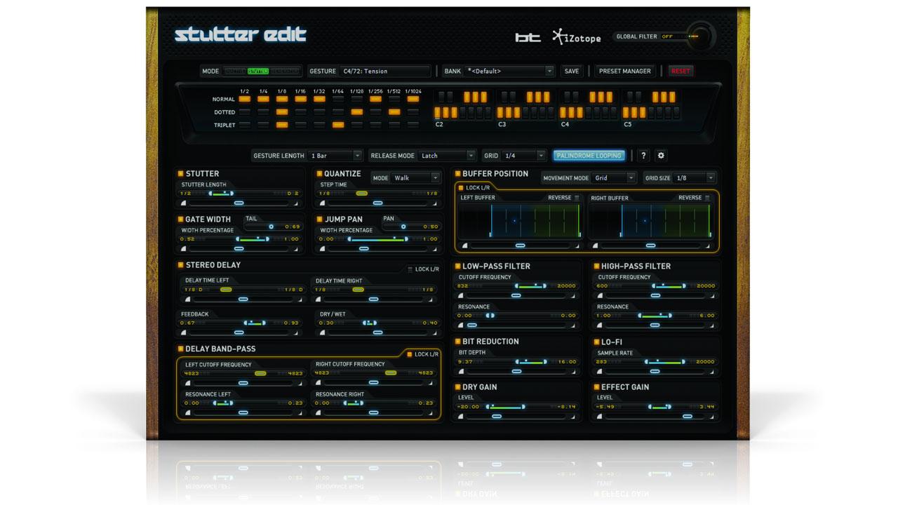 Sale: iZotope Stutter Edit - 2 Day Sale - Save $200