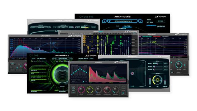 New: Zynaptiq releases WORMHOLE plug-in, The ZAP II, DESIGN, REMIX