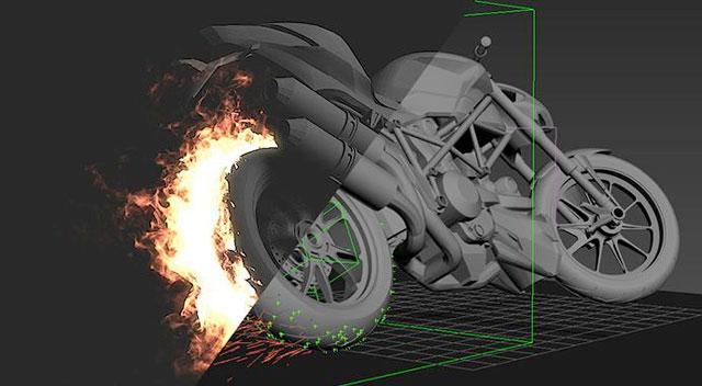 chaos group phoenix 3ds max custom emissions