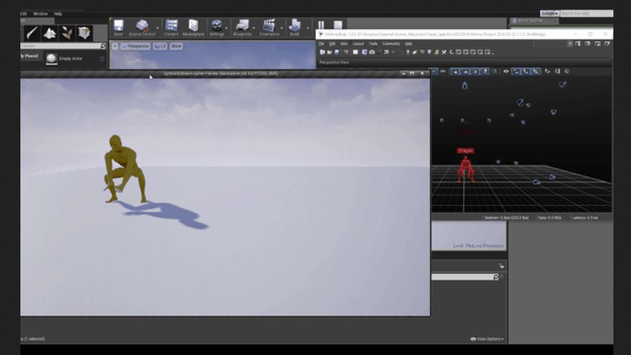 IKinema LiveAction for Unreal Engine - Toolfarm