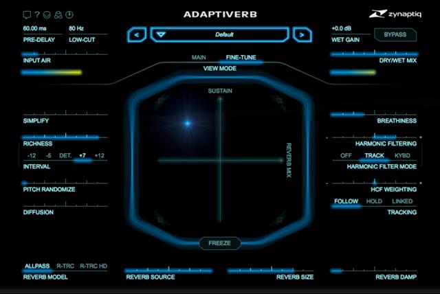 zynaptiq adaptiverb ui