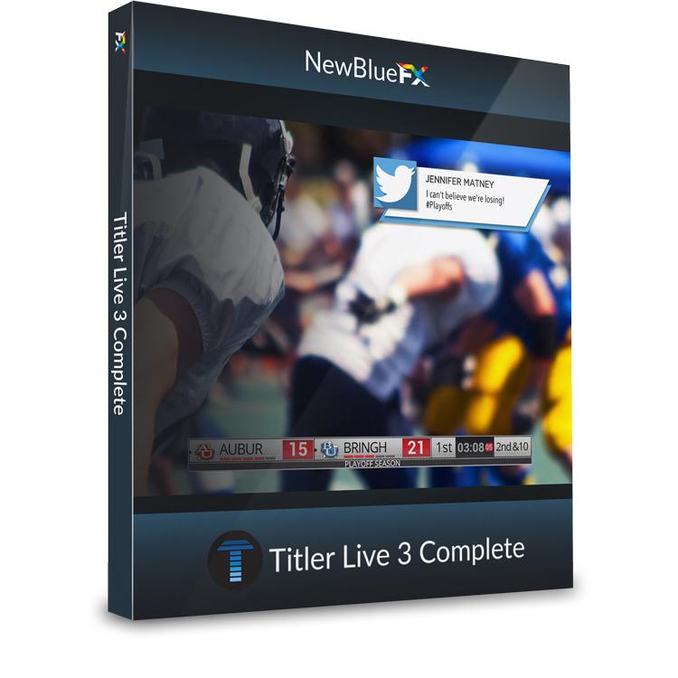 nbfx titler live complete