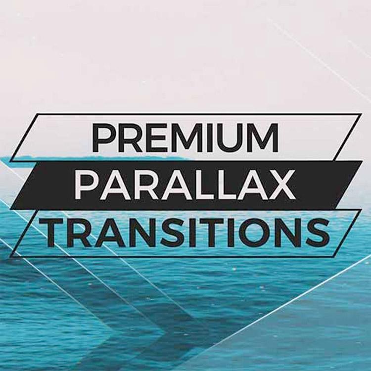 premiumvfx Parallax transitions