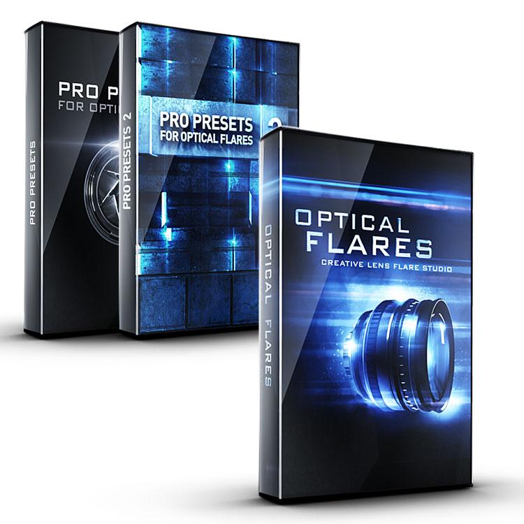 video copilot pro flares bundle