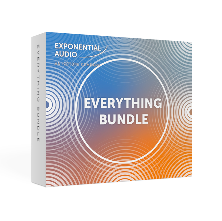 exponential audio everything