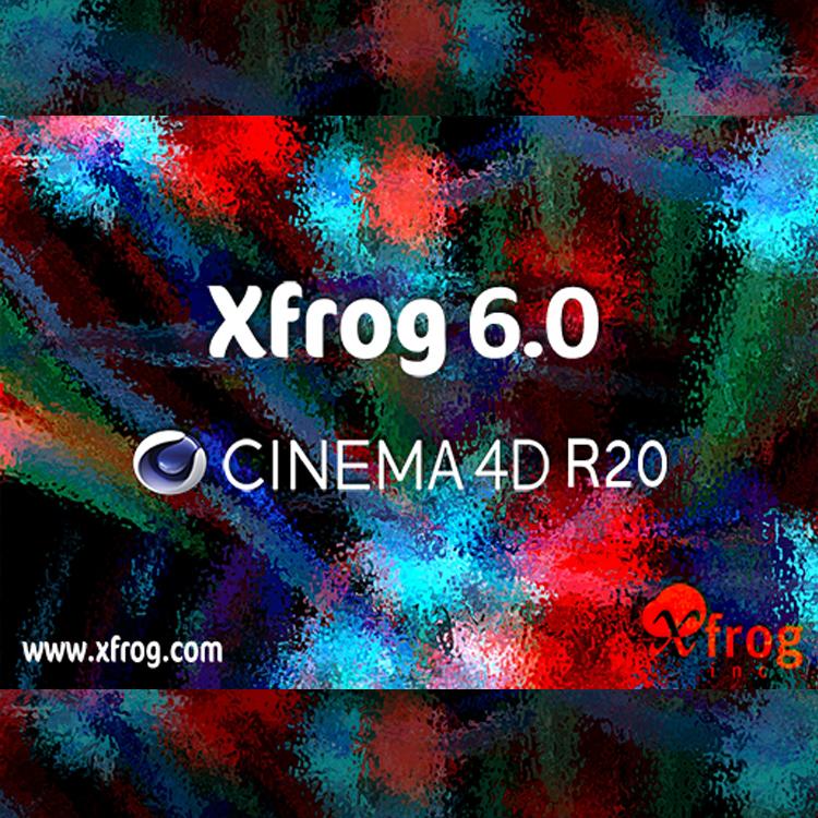 xfrog for cinema 4d