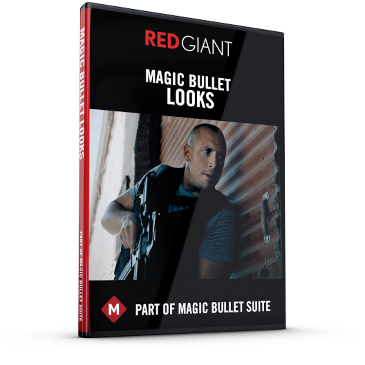 Red Giant Magic Bullet Looks