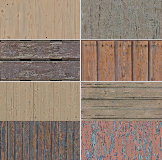 Dosch Textures: Old Wood