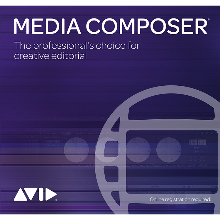 Avid Media Composer Subscription