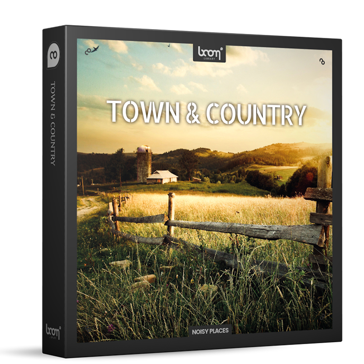 Town and Country Boom Library