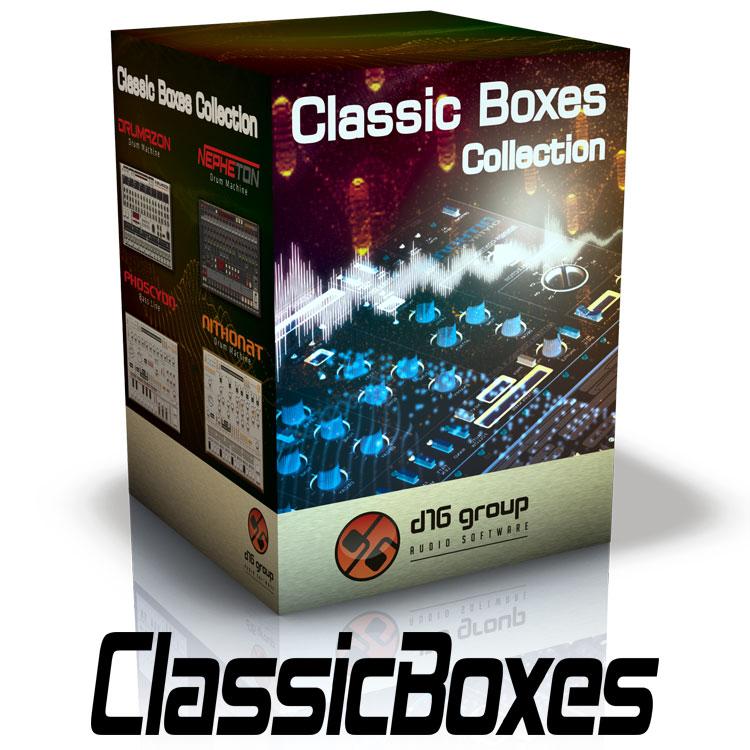 D16 Group Classic Boxes Bundle