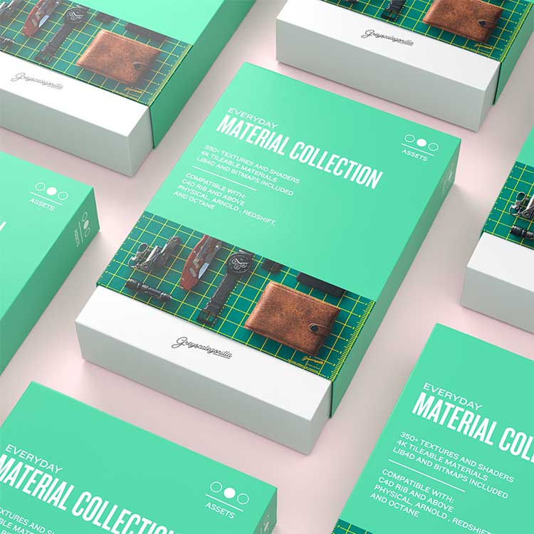 Greyscalegorilla Everyday Material Collection