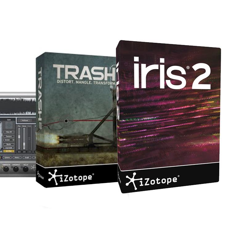trash and iris
