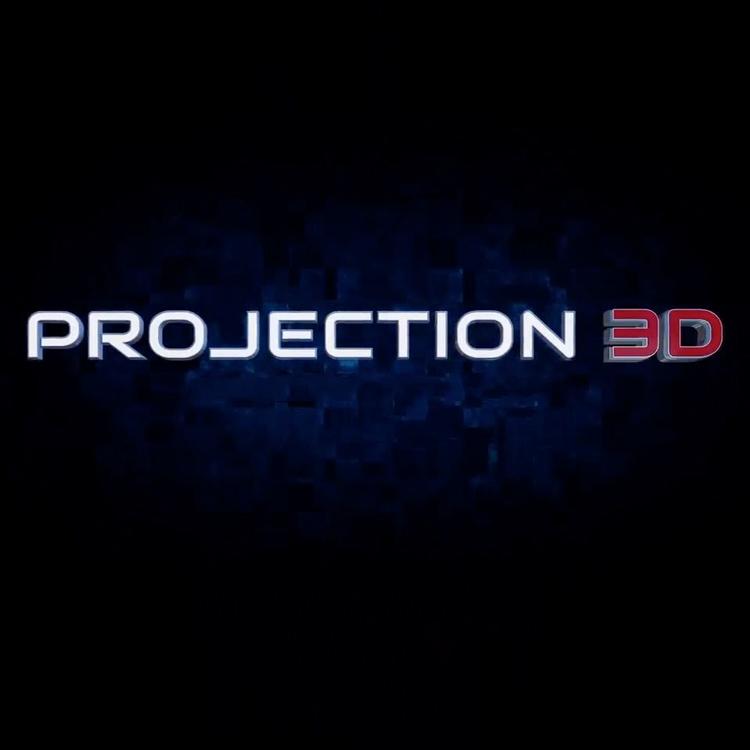 Projection 3D