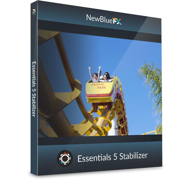 NewBlueFX Essentials Stabilizer