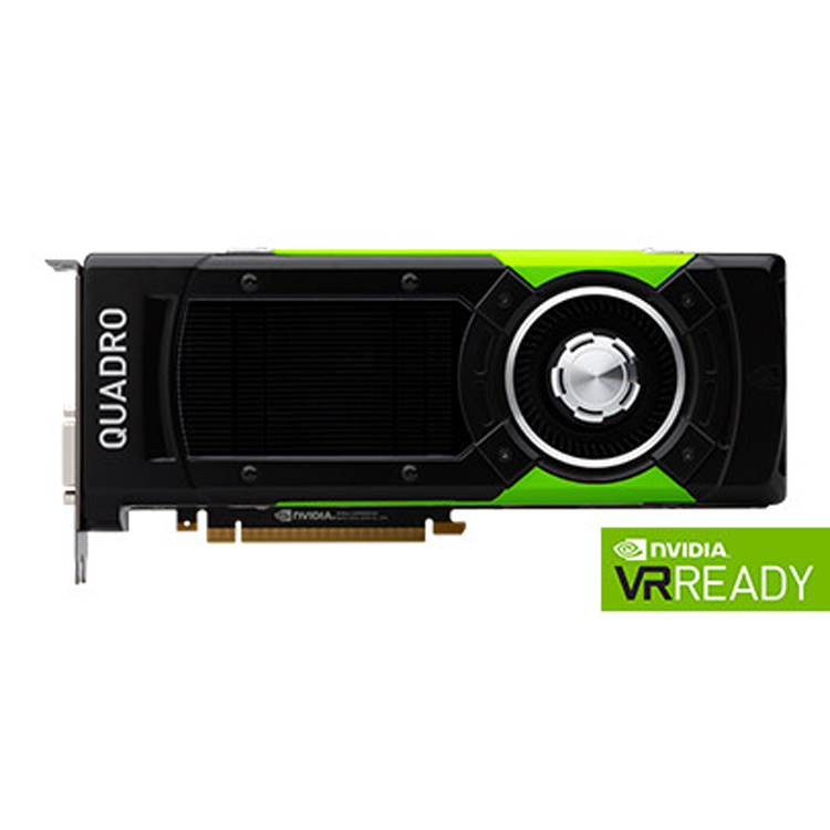 NVIDIA QUADRO P6000, on post NVIDIA Studio Driver Update