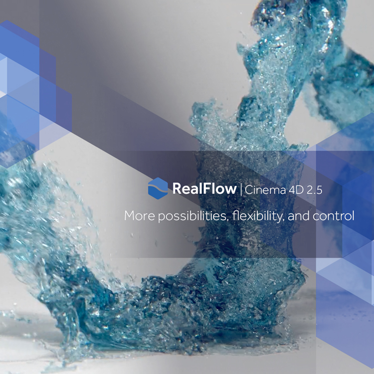 Next Limit RealFlow | Cinema 4D