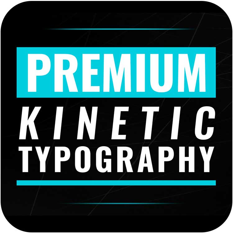 PremiumVFX Kinetic Text for FCPX