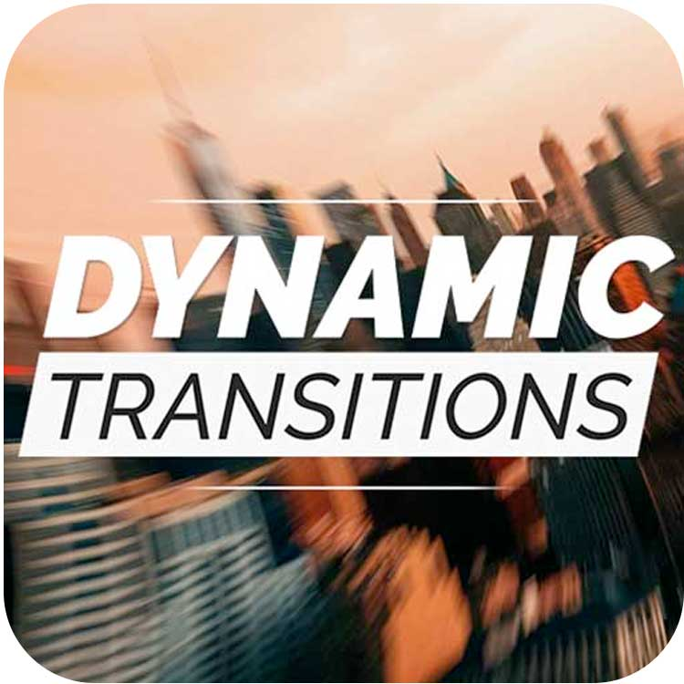 PremiumVFX Dynamic Transitions for FCPX