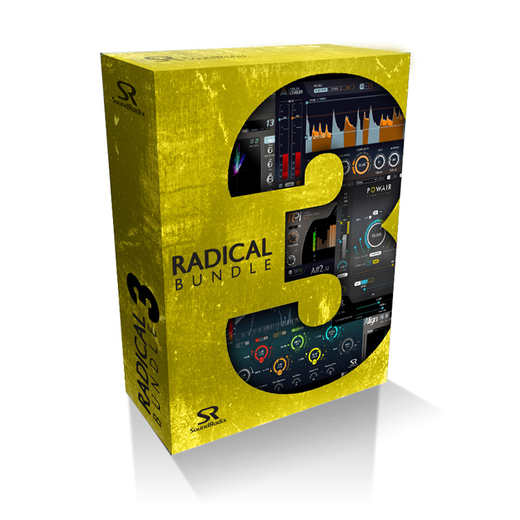 Sound Radix Radical Bundle