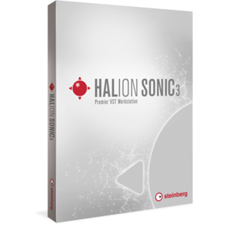 Steinberg HALion Sonic Workstation