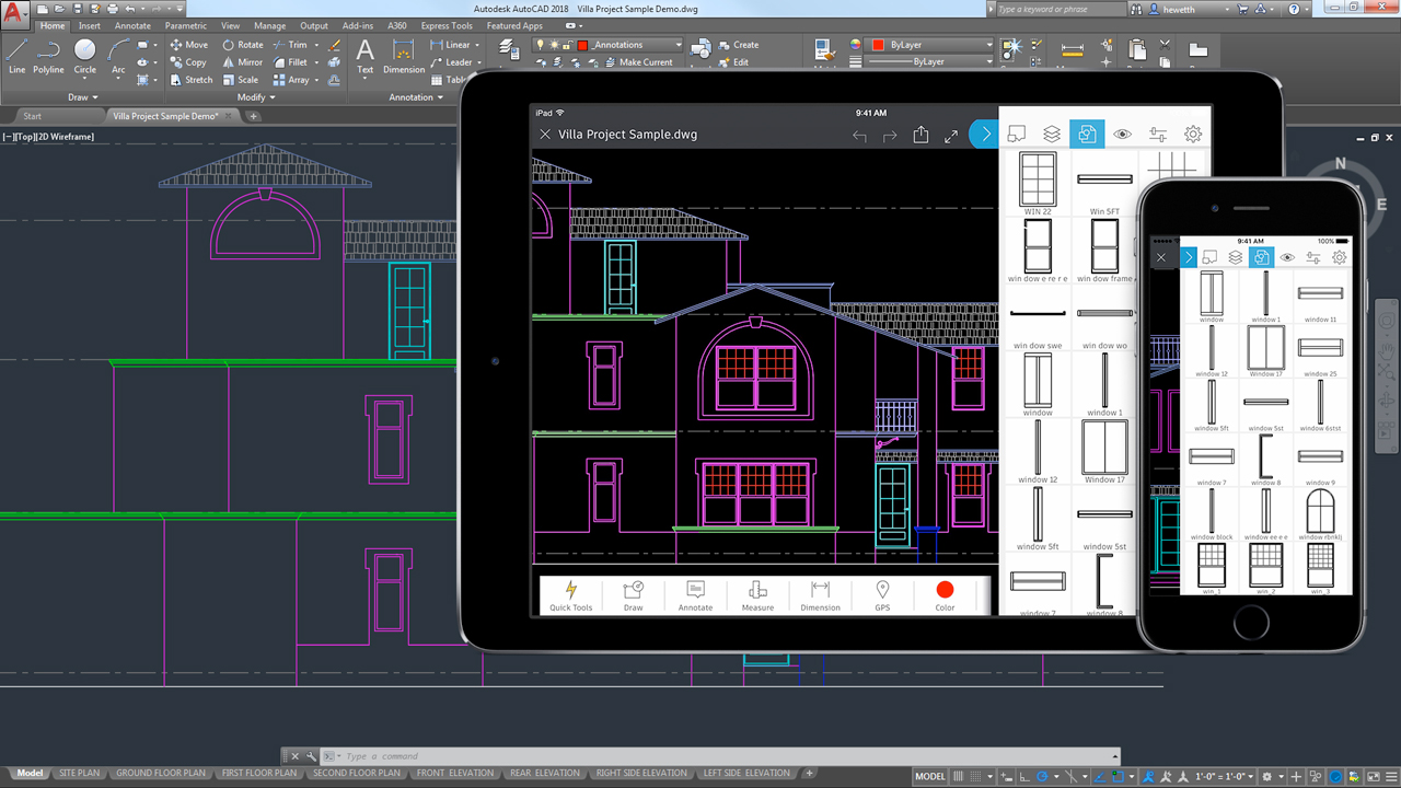 autocad connected collaboration