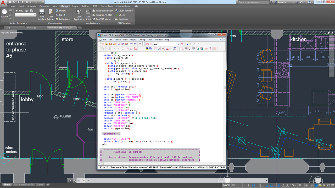 autocad personalized experience