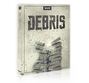 boom library debris construction kit