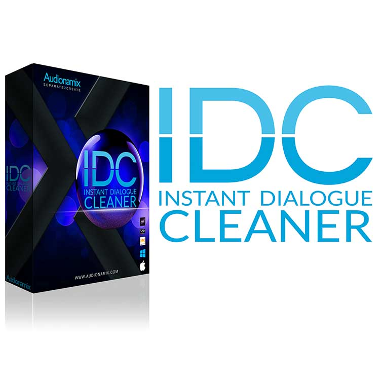 audionamic idc instant dialogue cleaner
