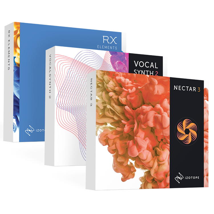 izotope vocal chain bundle