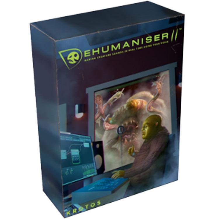 krotos audio dehumaniser II