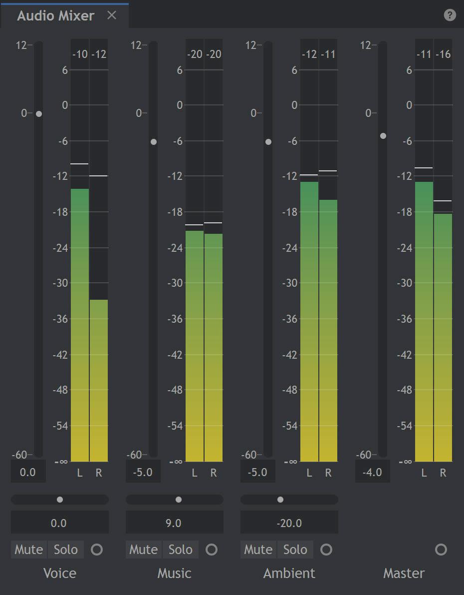 fxhome hitfilm audio tools