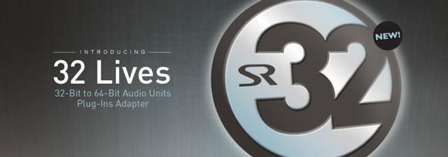 New: Sound Radix 32 Lives - Toolfarm