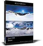 Dosch Design Snow HDRI environment