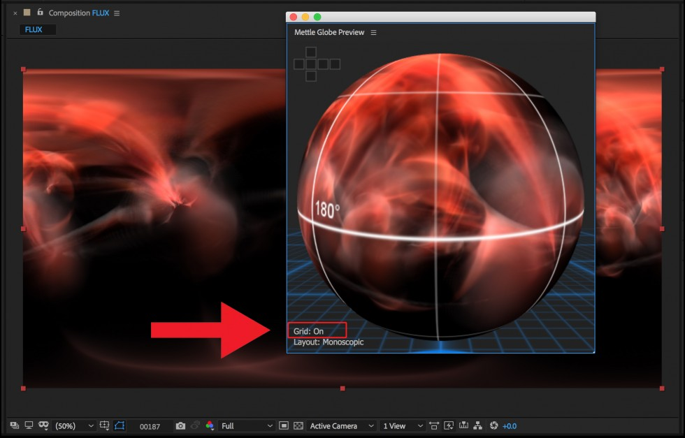 3D Volumetric effects, for a more immersive result in HMD. Video courtesy Rick Markely.