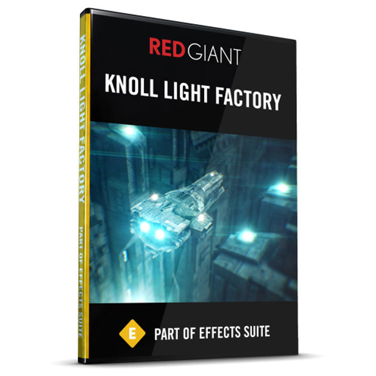 red giant knoll light factory