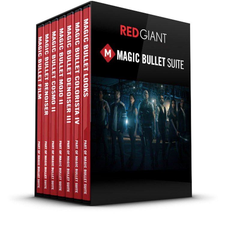 Red giant magic bullet suite box shot
