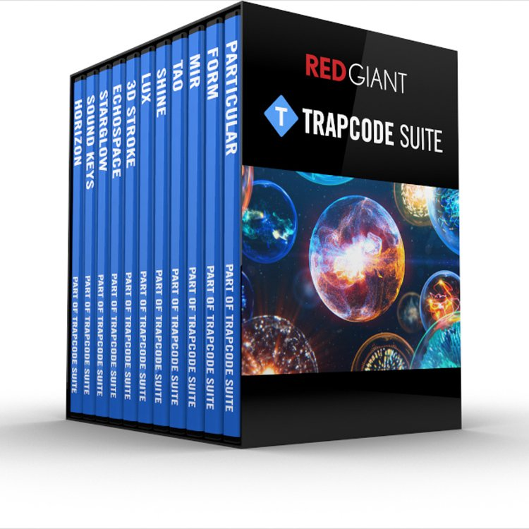 Free: Holiday Trapcode Suite Templates from Red Giant - Toolfarm