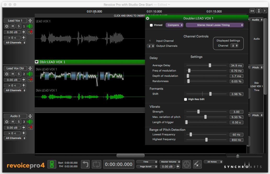 Synchro Arts ReVoice Pro - Toolfarm