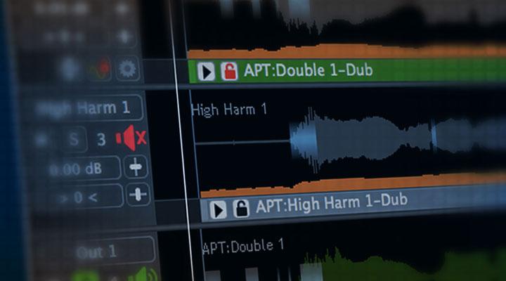 multiple ways to transfer audio