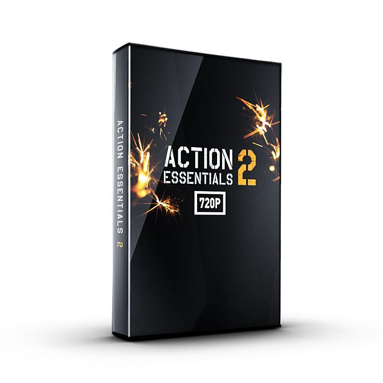 Video Copilot Action Essentials II (2K Film Resolution Version)