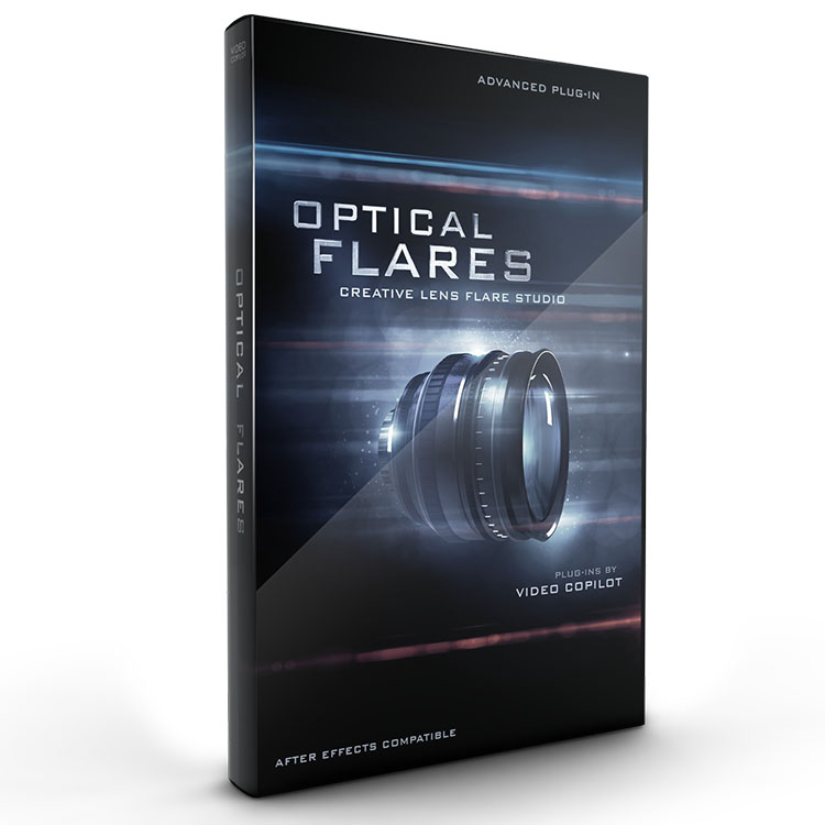Video Copilot Optical Flares for After Effects