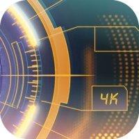 Luca Visual FX HUD Elements 4K