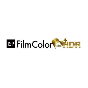 ISP Film Color Like HDR
